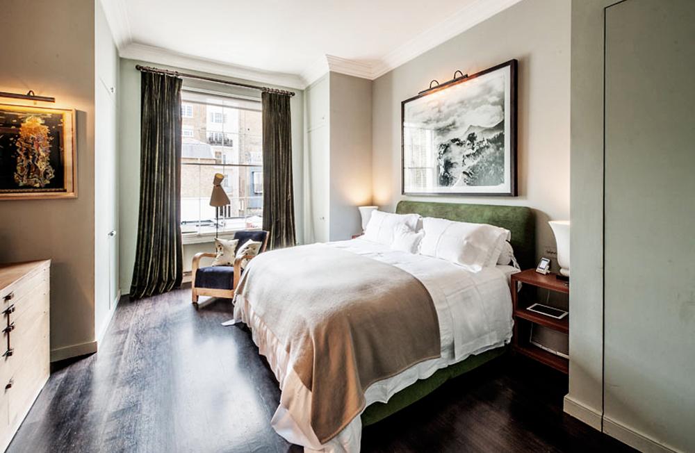 Private apartments interiors London, England UK International