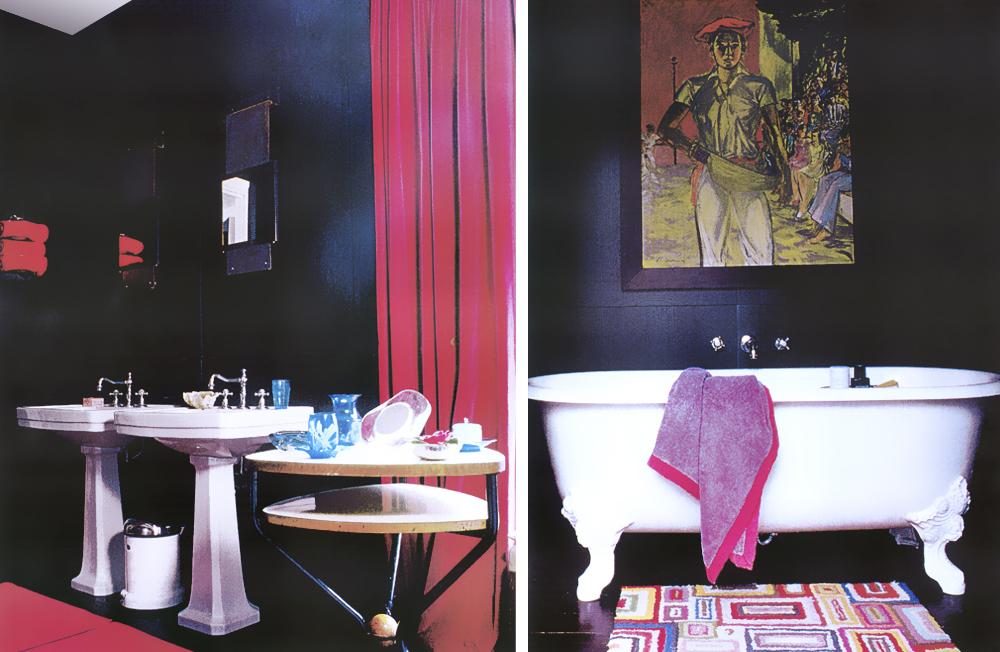 Private apartments interiors Biarritz, France International