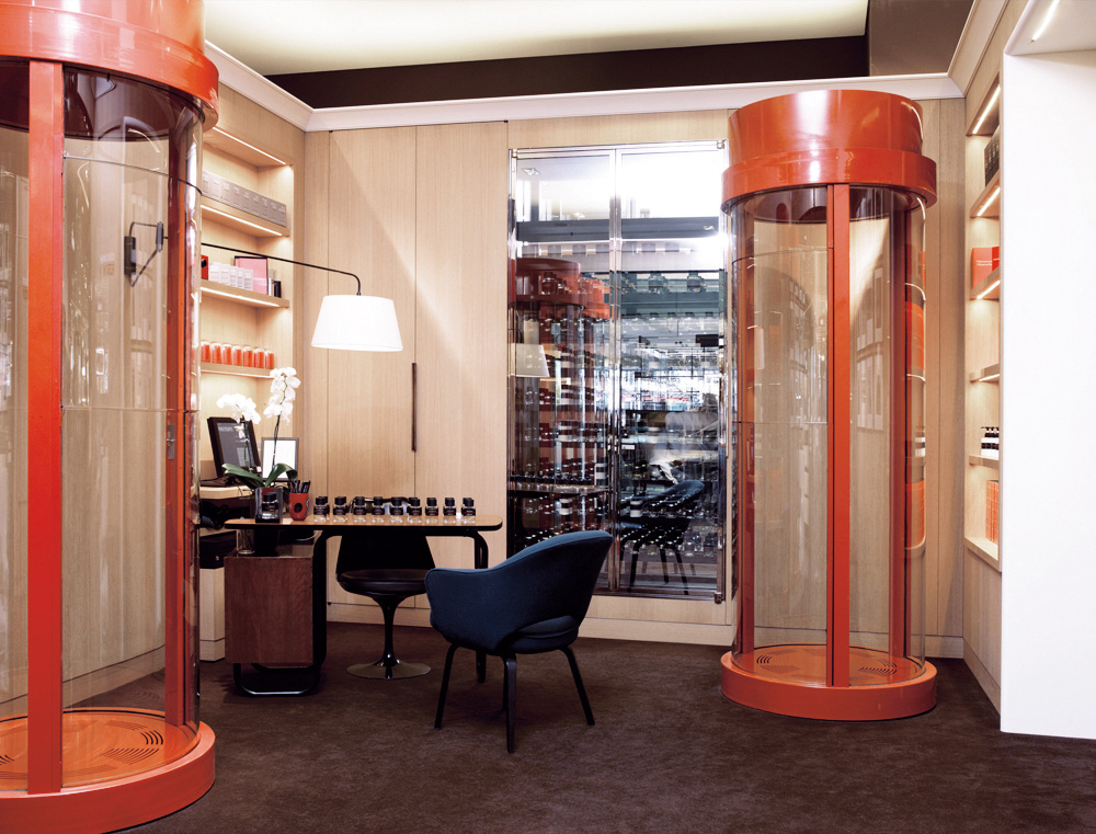 Retail Concept Store for Frederic Malle Paris, France International