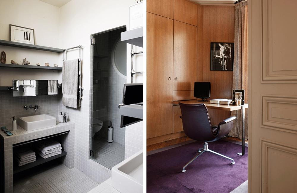 Private apartments interiors Paris France International